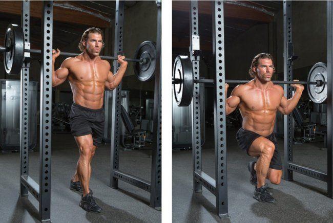 Тренировка для ног: комплекс упражнений и рекомендации - изображение 1