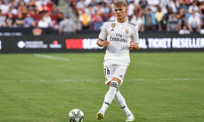 AS: Хавбек Реала близок к возвращению в общую группу