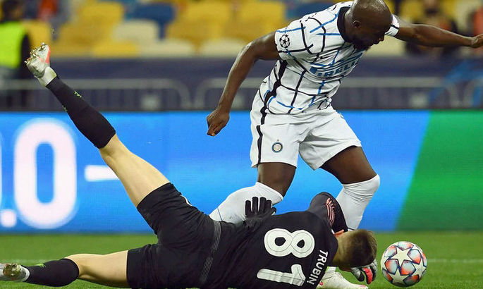 Corriere dello Sport: Трубин попал в шорт-листы двух клубов из АПЛ после матча с Интером