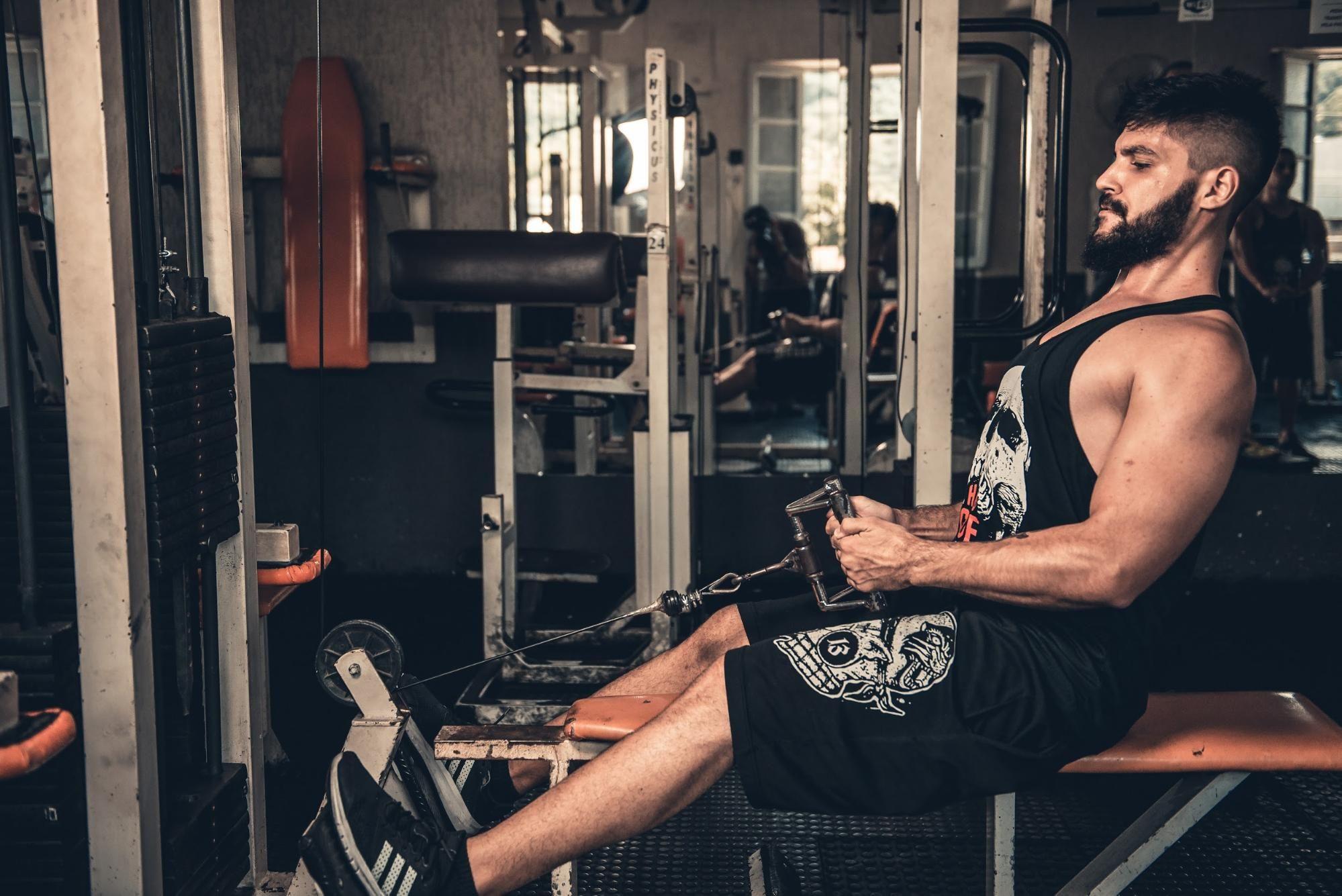 Мужские тренировки в зале на массу - повышаем выносливость, укрепляем рельеф - изображение 2