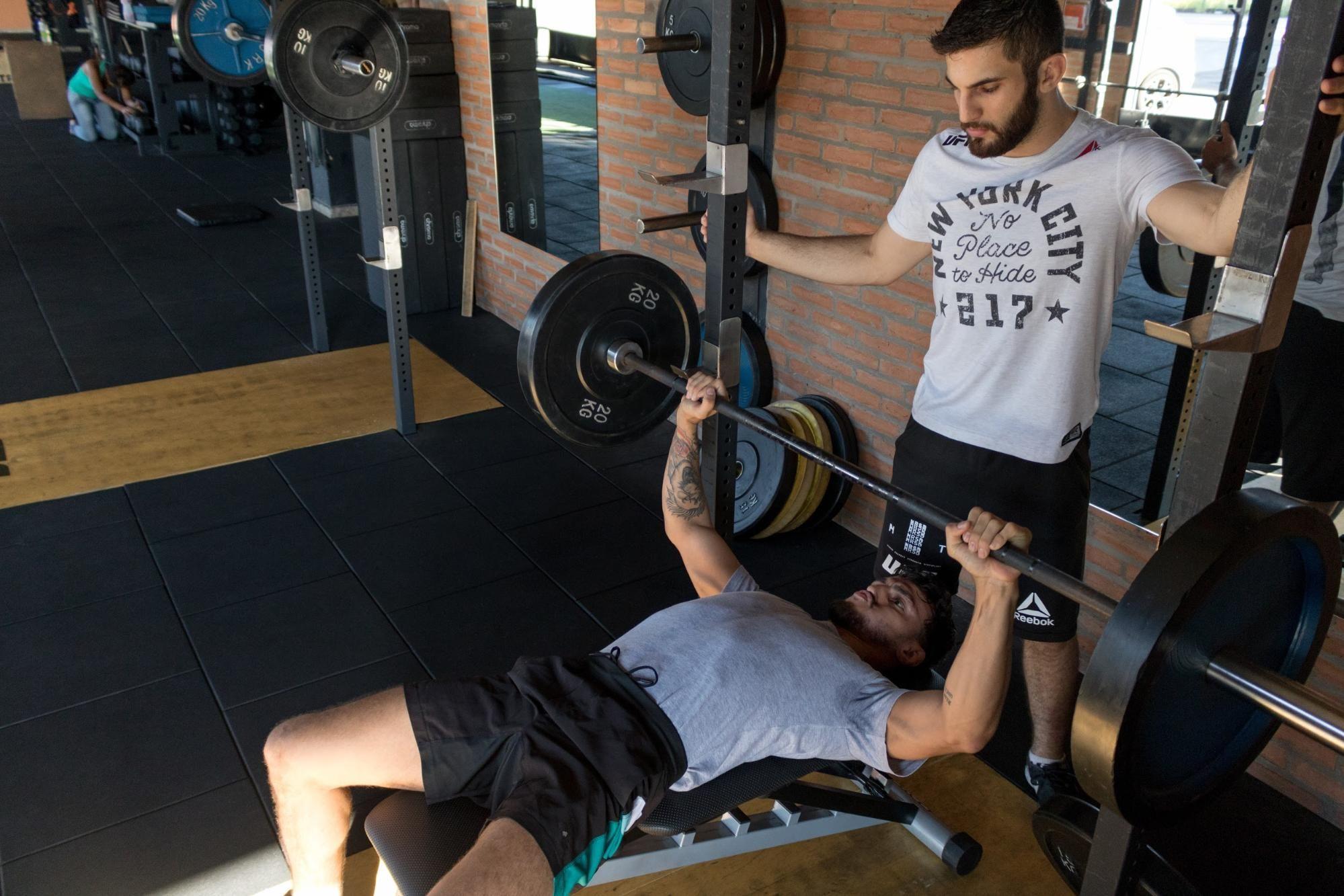 Мужские тренировки в зале на массу - повышаем выносливость, укрепляем рельеф - изображение 7