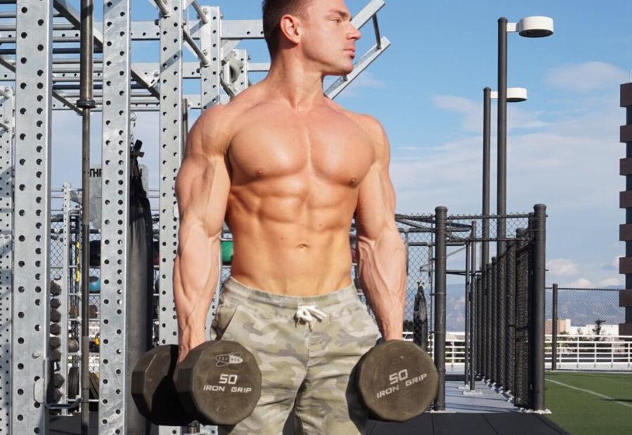 Мужские тренировки в зале на массу - повышаем выносливость, укрепляем рельеф - изображение 6