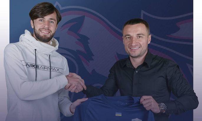 Минай подписал украинского чемпиона мира в сборной U-20