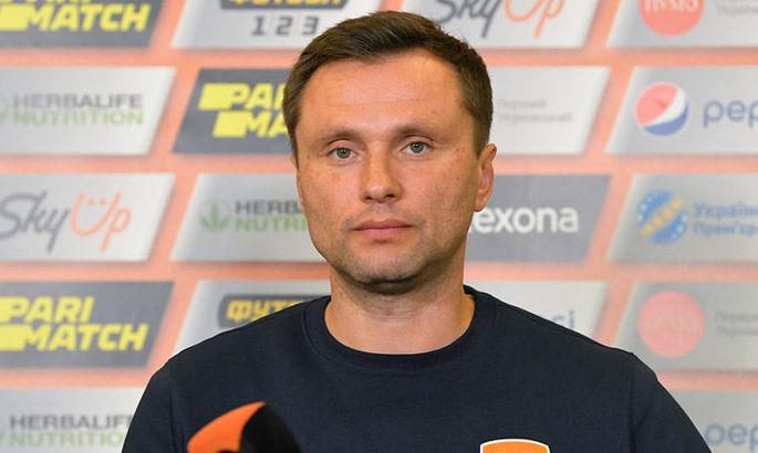 Остап Маркевич: Не хочу искать оправданий - есть мяч, есть поле, есть две команды