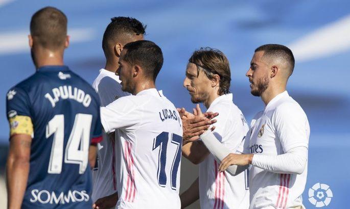 Уеска - Реал. Дивитися онлайн LIVE пряму відеотрансляцію матчу чемпіонату Іспанії