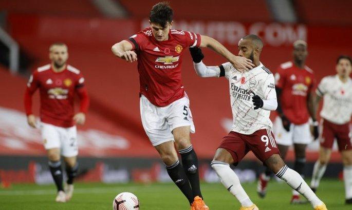 Манчестер Юнайтед - Арсенал 0:1. Хто не ризикує, той програє