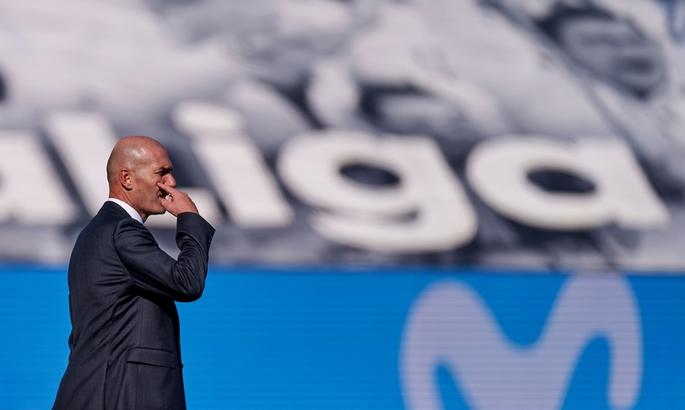 Зидан: Матч с Интером - очередной финал для нас