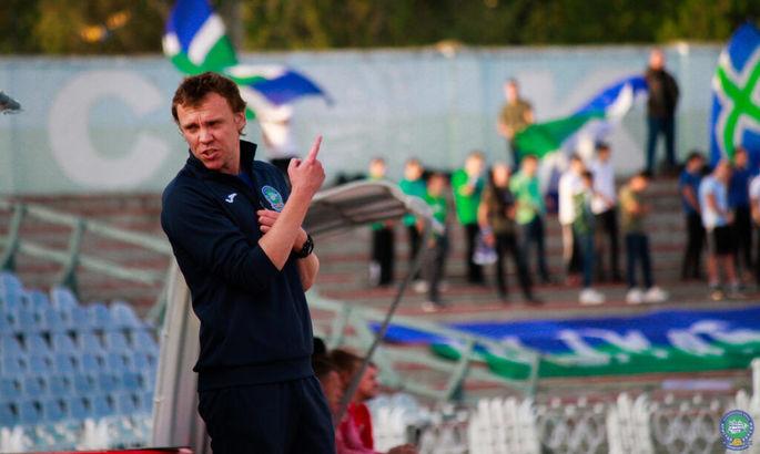 Тренер Кристалла Сергей Валяев сдал положительный тест на COVID-19