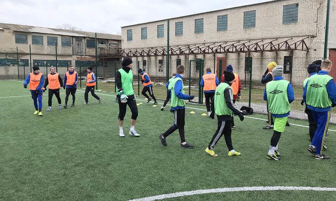 17 гравців і 3 представники тренерського штабу: відомі подробиці спалаху COVID-19 в Таврії