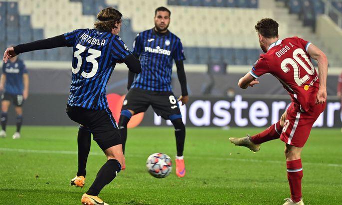 Atalanta Liverpul 0 5 Sglazili Á‰ Ua Futbol