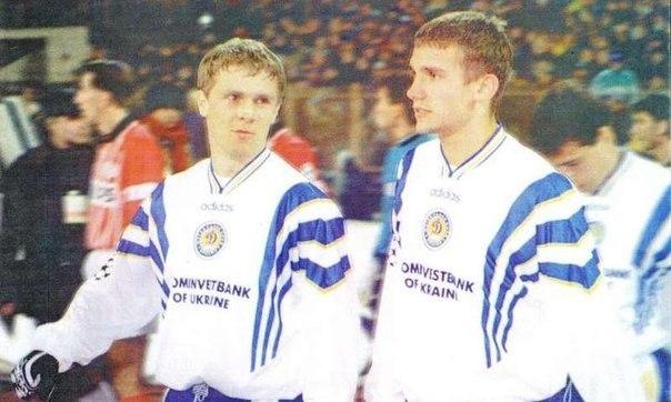 Когда Шевченко и Ребров дали урок Барсе. 23 года легендарной победе Динамо над Барселоной