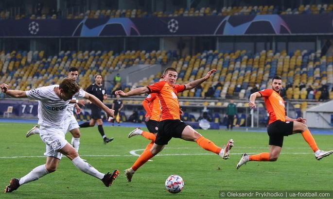 Рейтинг клубів УЄФА. Шахтар не втримався в топ-15, Динамо без змін