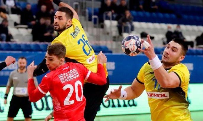 Гандбол. Украина узнала потенциальных соперников по Евро-2022