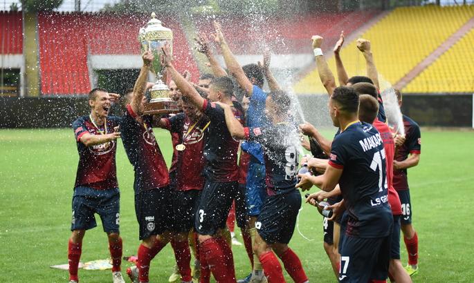Президент ФК Сумы заявил о начале возвращения профессионального футбола в город