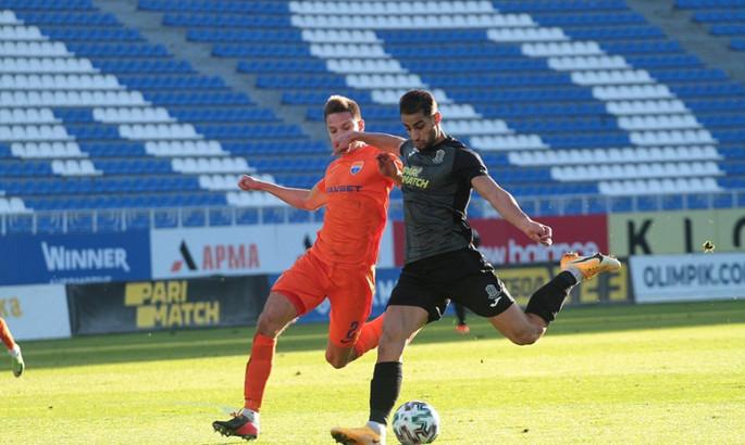 Олімпік - ФК Маріуполь 3:3. Огляд матчу і відео голів