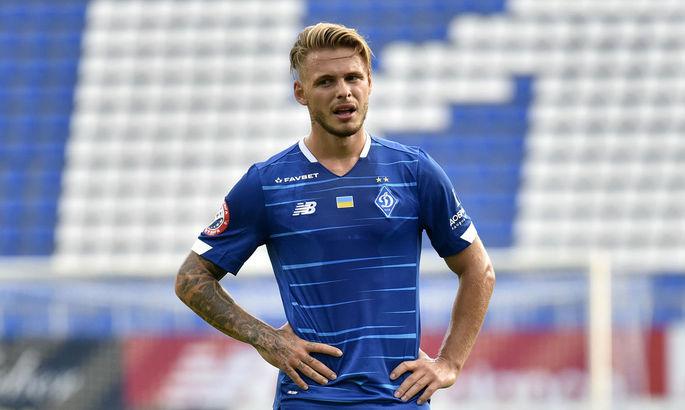 Богдан Леднев: Был выбор между Динамо и Шахтером