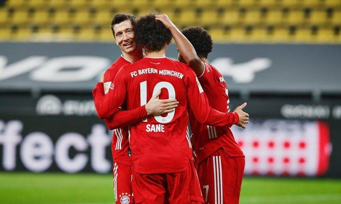 Боруссия бавария 0 3 обзор матча