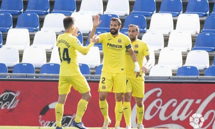 Примера. 9-й тур. Вильярреал впервые побеждает на выезде, Реал Сосьедад одолел обескровленную Гранаду