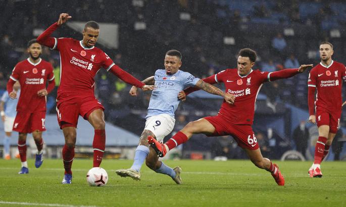 Манчестер Сити - Ливерпуль 1:1. Забить нельзя пропустить