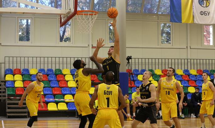 Киев-Баскет выиграл 9-й матч подряд на старте сезона в Суперлиге