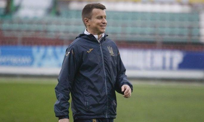 Молодежная сборная Украины кардинально обновила заявку на тренировочный сбор - другие 9 игроков
