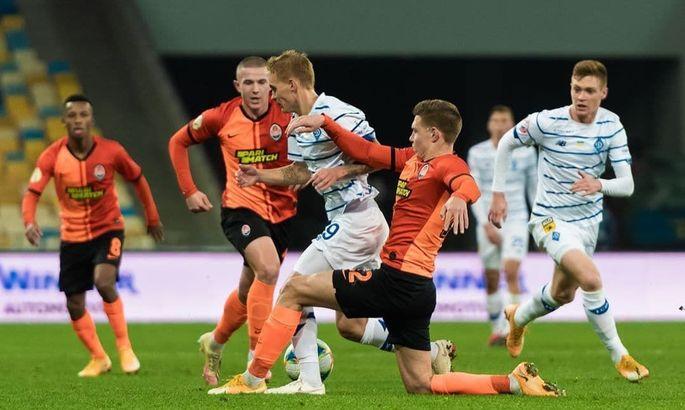 Филиппов: Хочется, чтобы Динамо и Шахтер встретились в финале Лиги Европы