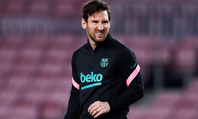 Все завязано на качестве: стали известны критерии Месси для обновления контракта с Барселоной