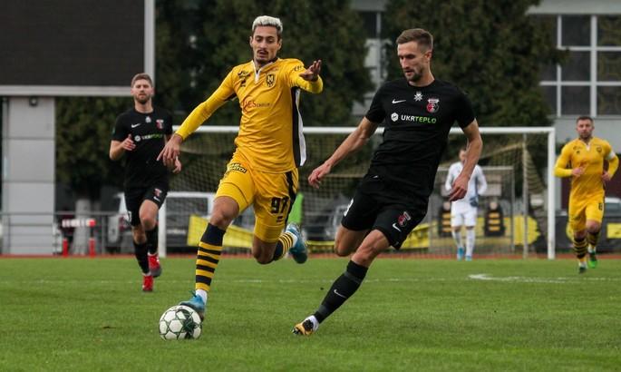 Турнирная таблица Первой лиги 2020/21