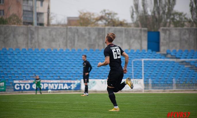 Сенсация в Ахтырке. Альянс обыграл Верес, забив дважды во втором тайме