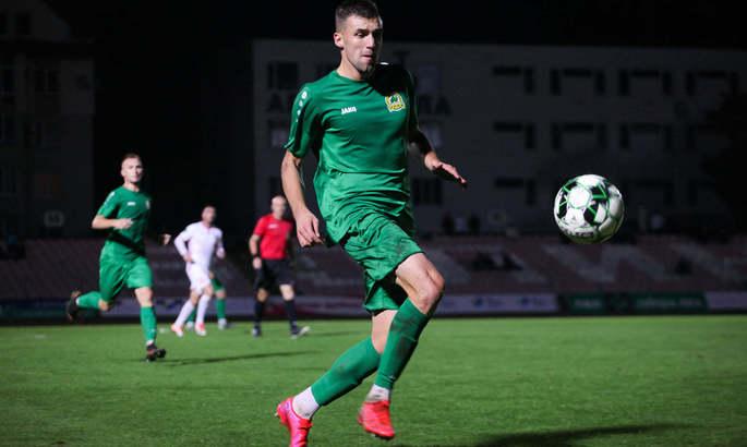 Первая лига. Уверенная выездная победа Нивы в матче с Полесьем