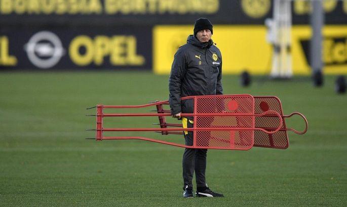 О трендах современного футбола на примере тактического анализа матча Боруссия - Бавария  - изображение 2