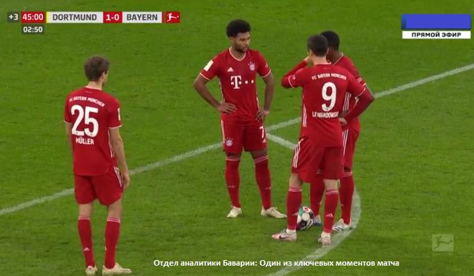 О трендах современного футбола на примере тактического анализа матча Боруссия - Бавария  - изображение 9