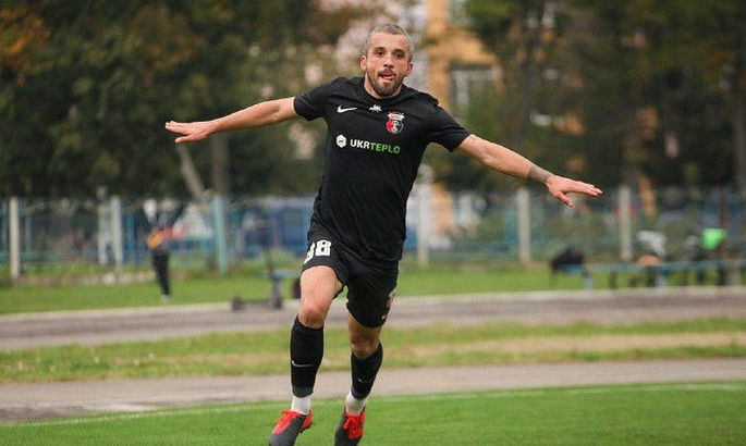 Нападающий Роберт Гегедош продлил контракт с клубом из Ровно