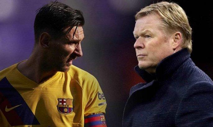Куман: С Месси Барселона сильнее, чем без него