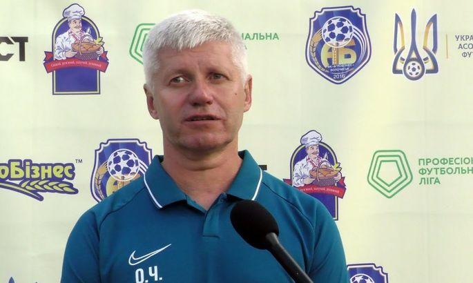 Лучший тренер 12 тура Первой лиги - Александр Чижевский