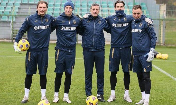 Шаран: Хотелось бы наконец увидеть Панькива на поле в сборной Украины