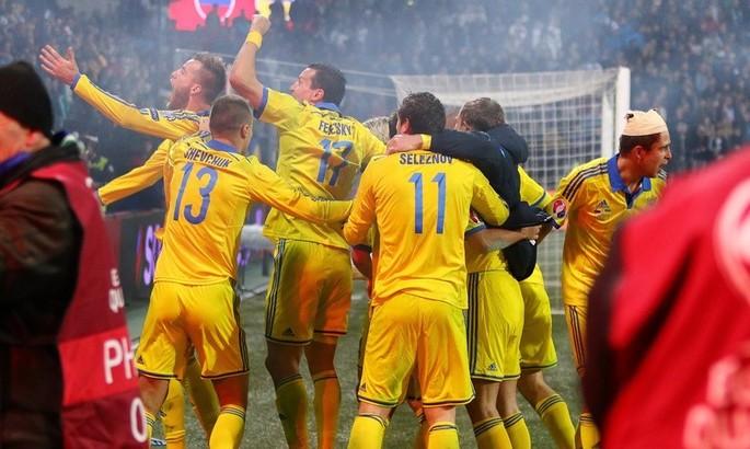 Топ-10 самых значимых побед сборной Украины - изображение 1