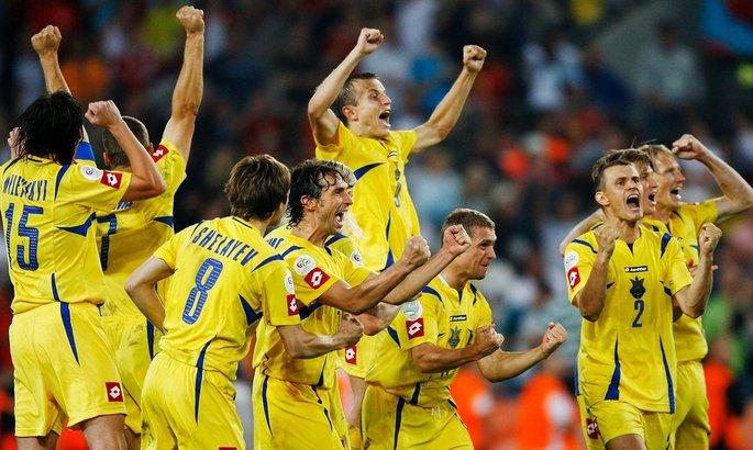 Топ-10 самых значимых побед сборной Украины