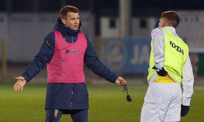 Ротань: Мы не можем заставить Цитаишвили и Шуранова играть за Украину. Хотим, чтобы в команде были патриоты