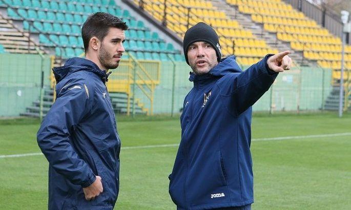 Харатин: Мечтал играть именно за сборную Украины, венгерского паспорта у меня нет