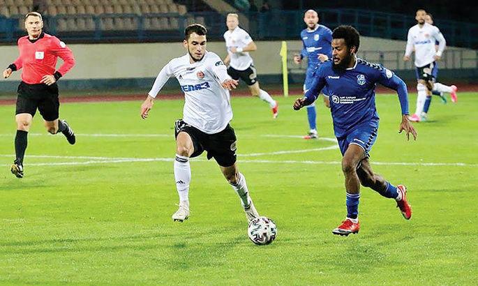 Аусси: Несколько клубов из Испании и Италии проявляли ко мне интерес, но сейчас я в Торпедо-БелАЗ