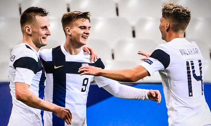 Франция - Финляндия 0:2. И это еще Суоми играли резервом!