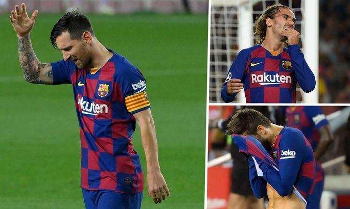 Стало известно, договорилась ли Барселона о снижении зарплат футболистов