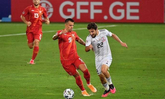 Отбор на Евро 2020. Грузия - Сев. Македония 0:1. Пробиться на Евро и стать соперником сборной Украины
