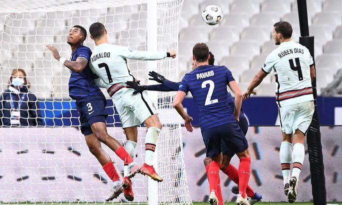 Португалия - Франция: где и когда смотреть матч Лиги Наций