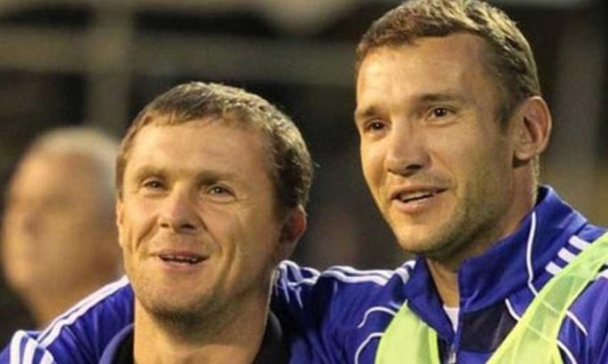 Воронин: Тренерские успехи Шевченко и Реброва сравнивать неправильно