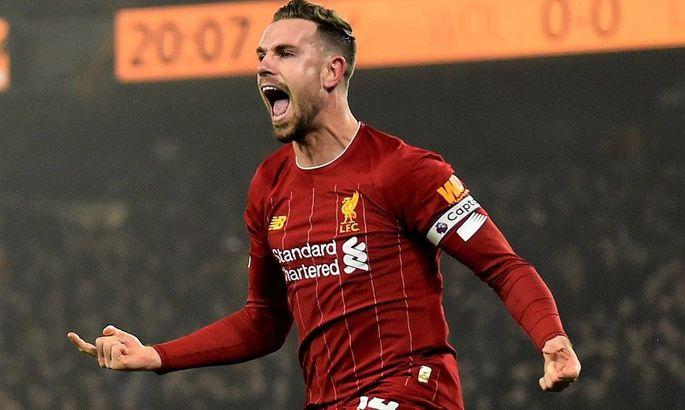 Лидерские качества, опыт и страсть: как капитан Ливерпуля невероятно поддерживает партнеров на поле
