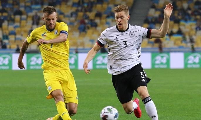 Германия - Украина: где и когда смотреть онлайн матч Лиги наций