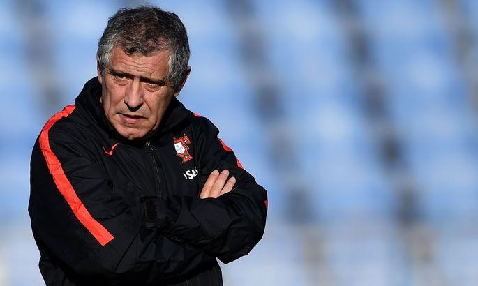 Наставник Португалии: В игре против Франции на первый план выйдут организация и концентрация