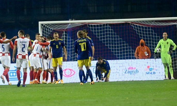 Швеция - Хорватия: Прогноз и анонс матча Лиги наций